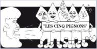 COMPAGNIE DES 5 PIGNONS