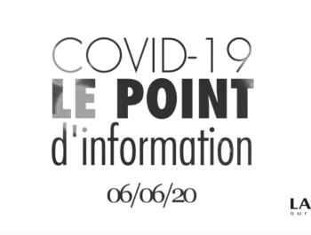 Point information 06/06 - Jean-Paul Michel