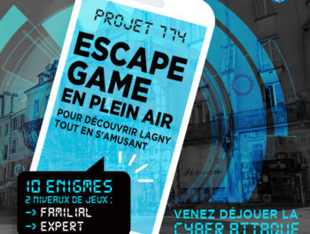 Escape Game à ciel ouvert