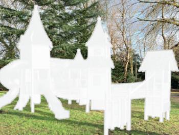Parc Foucher de Careil - La future aire de jeux