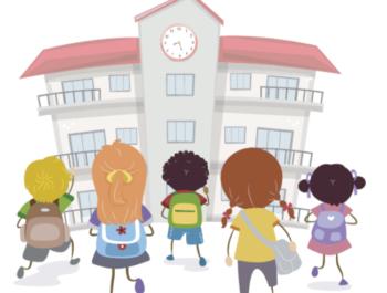Grève de l'éducation nationale École des Touvents / 23 septembre