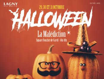 Halloween - 29, 30 et 31 octobre